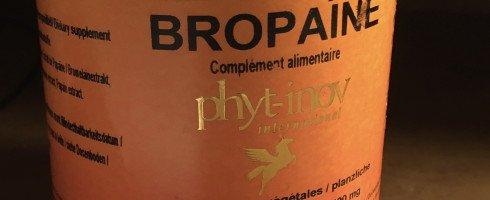 La bropaïne inhibe la croissance des tumeurs cancéreuses