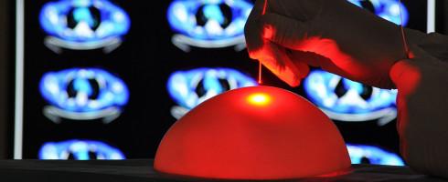 la lumière contre le cancer de la prostate