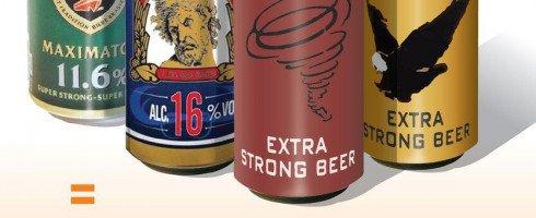 Bières très alcoolisées : «Un attentat à la santé des jeunes», dénonce Axel Kahn