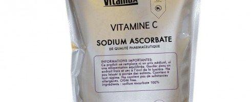 La vitamine C par voie rectale