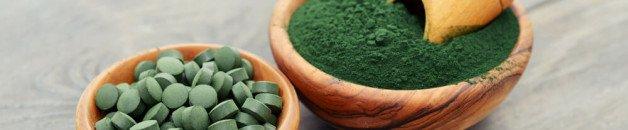 la spiruline : antioxydant puissant, anti-inflammatoire redoutable